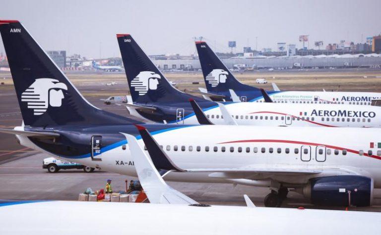 Aeromexico files for bankruptcy protection in US - News AKMI