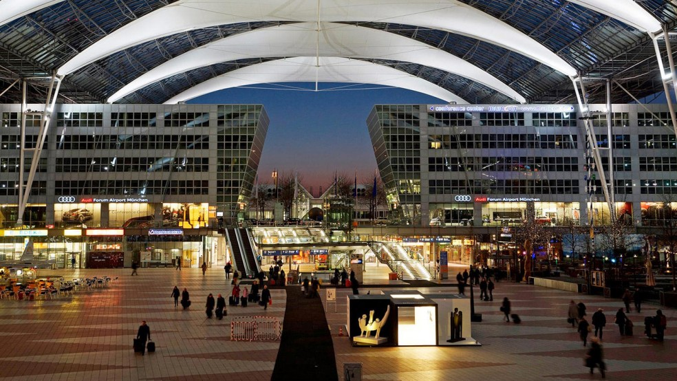 Munich Airport: Passenger volume shrinks by two thirds