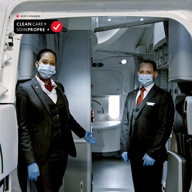 Air Canada explores rapid COVID-19 testing