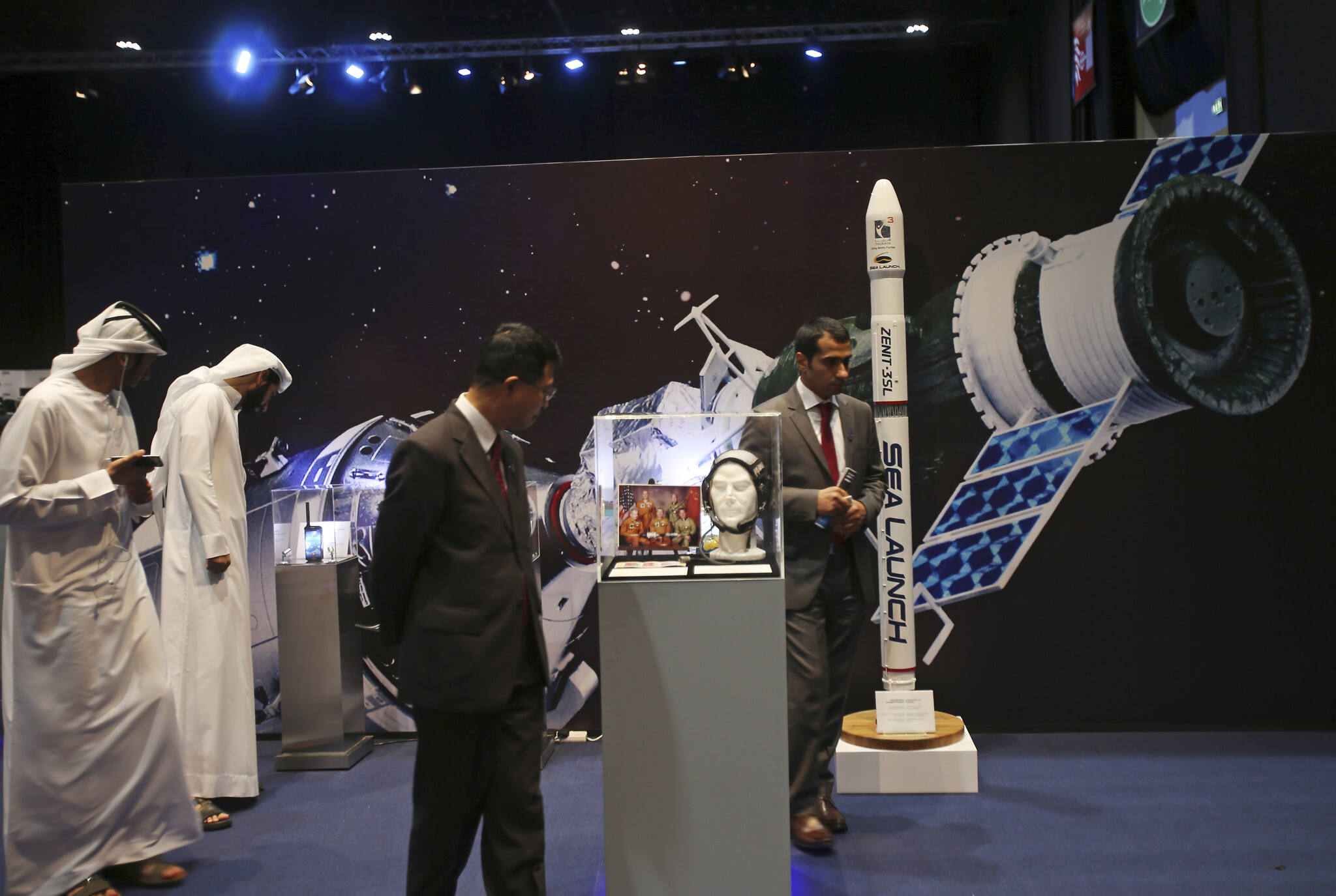 Mission to Mars: UAE set to become first Arab nation to explore other planets