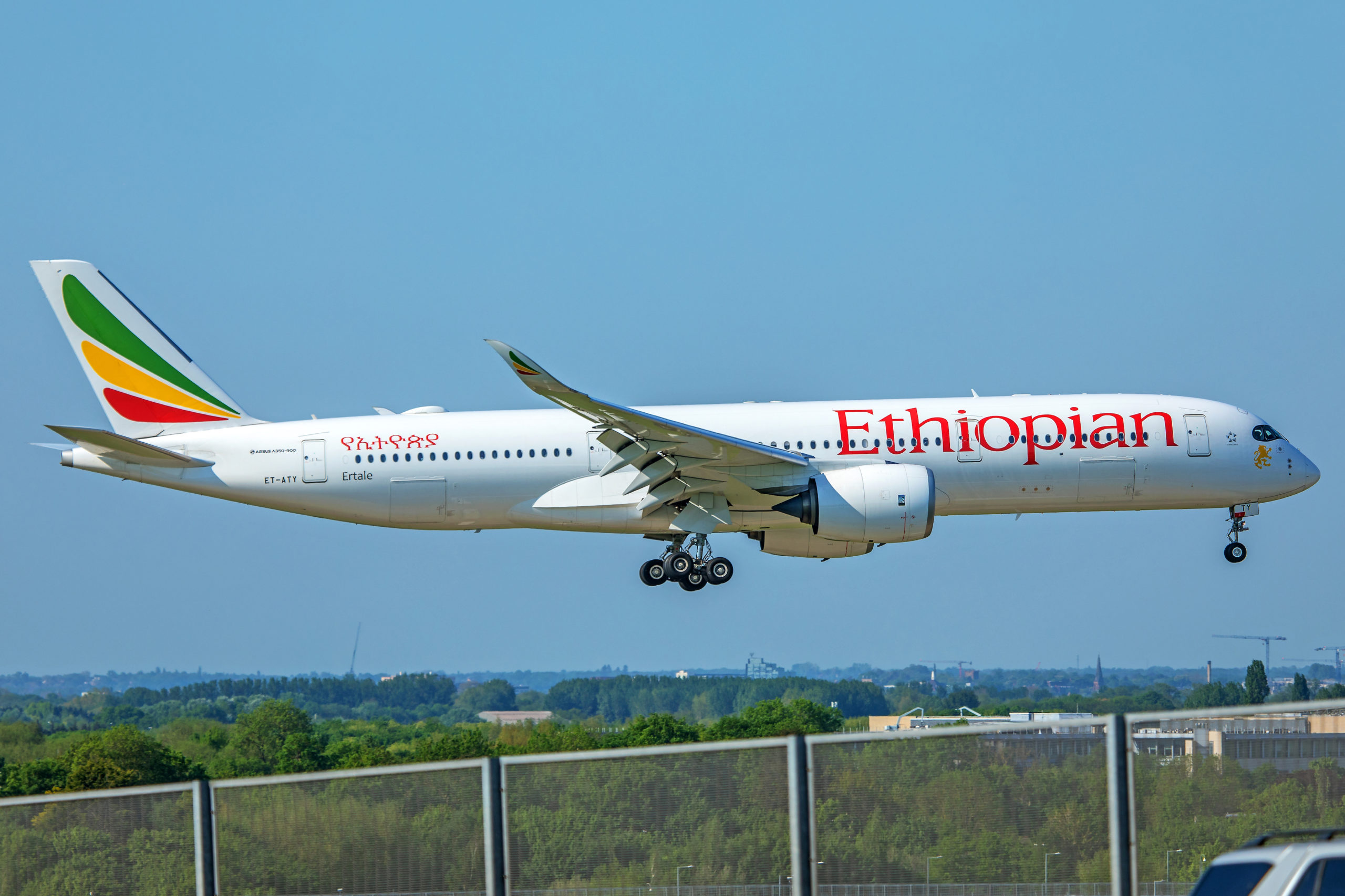 Ethiopian Airlines resumes flights to Cameroon