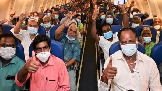 India Travel Agents Free to Book Vande Bharat Mission Flights