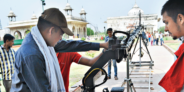 India Aims to Develop Film Tourism and Wellness