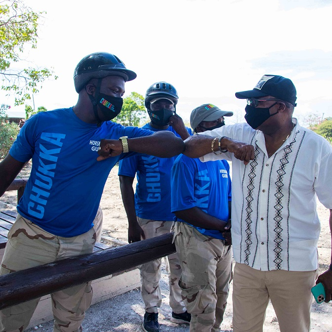 Jamaica Employees of Tourist Attractions Thankful to Return to Work