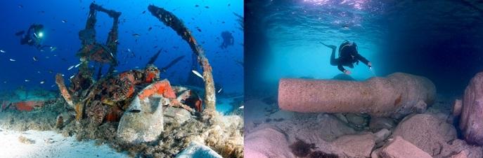 Underwater Malta: First Virtual Museum in the Mediterranean