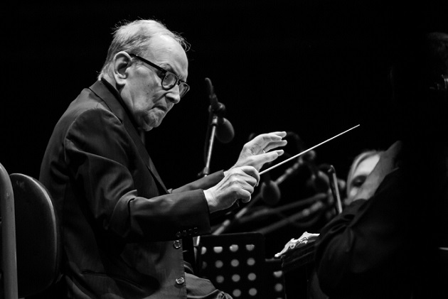 Farewell Morricone: Italy Composer of the Century
