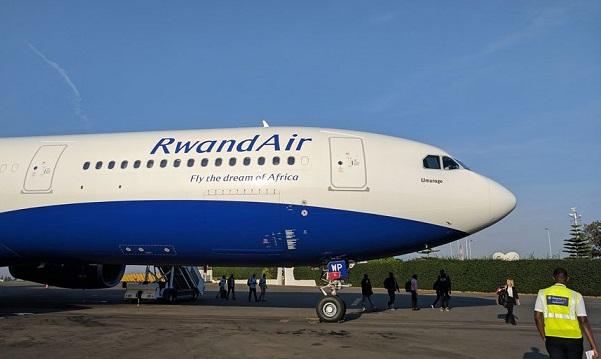 RwandAir Confident in Gradual Demand for Air Travel