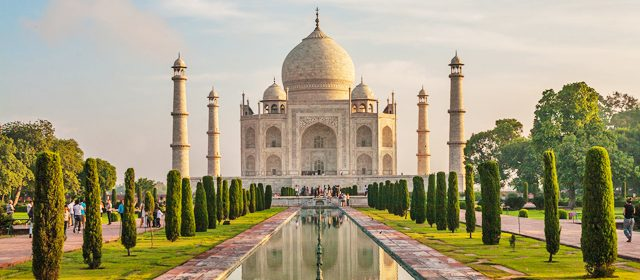 Taj Mahal: Where is the Love?