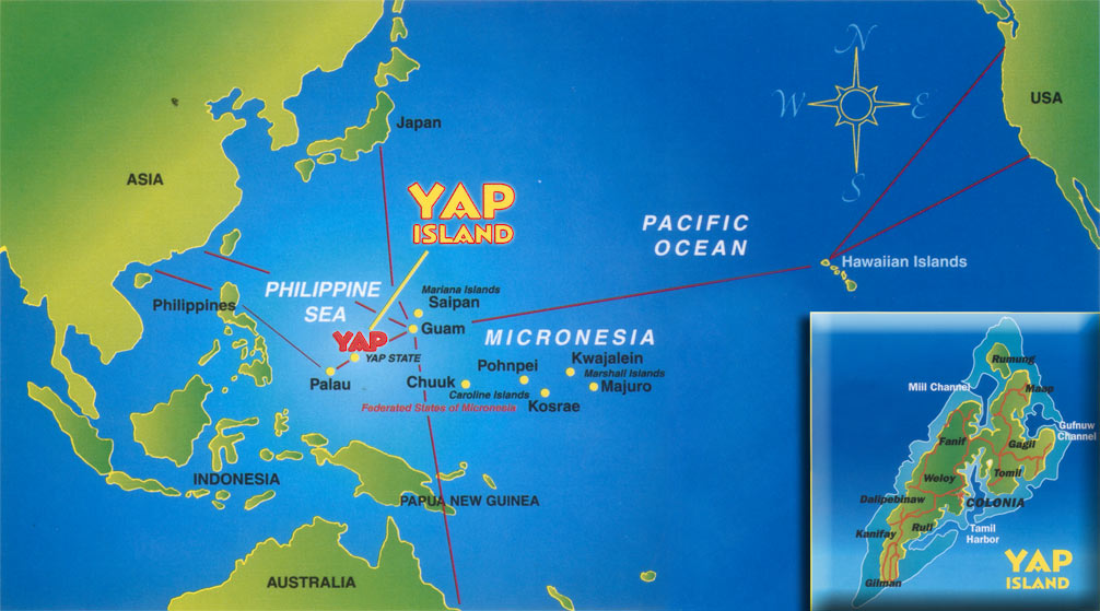 Strong 6.2 Earthquake Strikes Yap in Micronesia