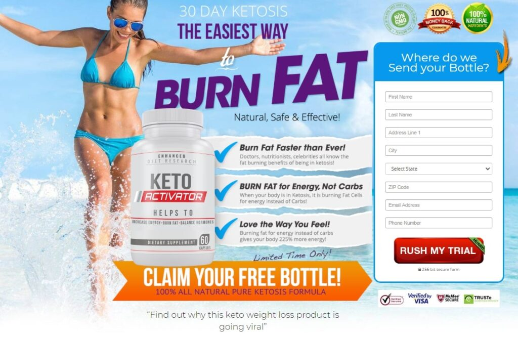 Keto Activator Pills Reviews – Keto Activator Jessica Simpson Weight Loss!
