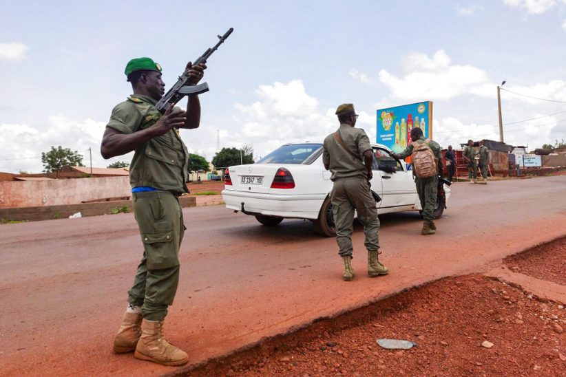 Gunfire and arrests: Military uprising is underway in Mali