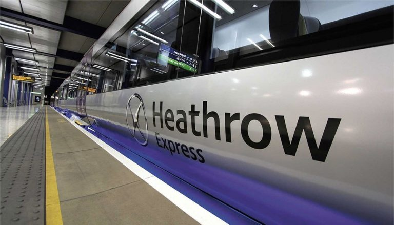 Heathrow Express lifts peak and off-peak restrictions