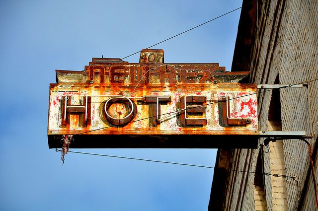 Hotel industry facing massive wave of foreclosures