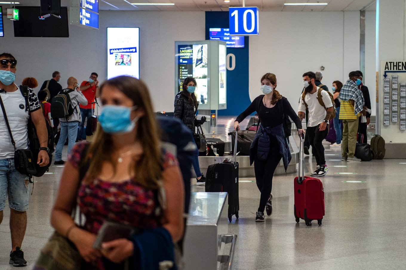Americans show strong willingness to travel despite COVID-19 pandemic