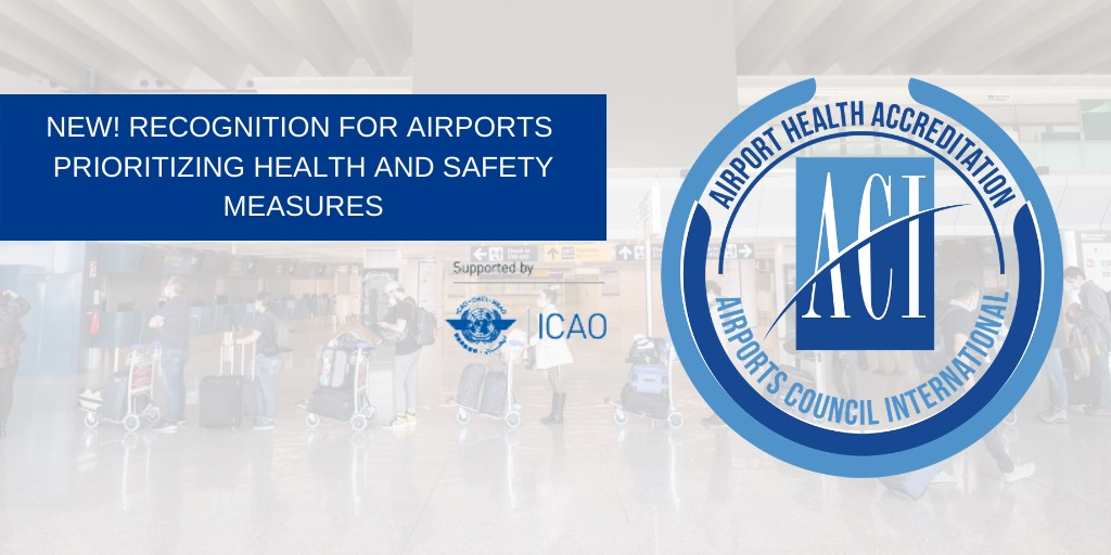 Los Cabos Airport second worldwide to achieve ACI Airport Health Accreditation