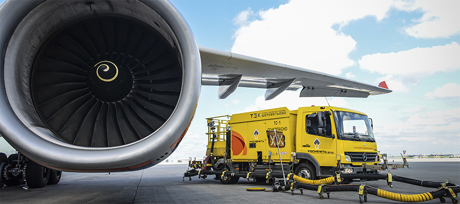 Russian Rosneft starts jet fuel sales at Germany's Stuttgart Airport