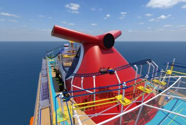 Carnival Cruise Line announces name of its next Excel-class ship