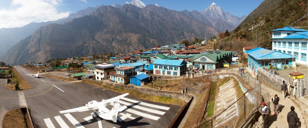 Nepal will resume international air service on September 1