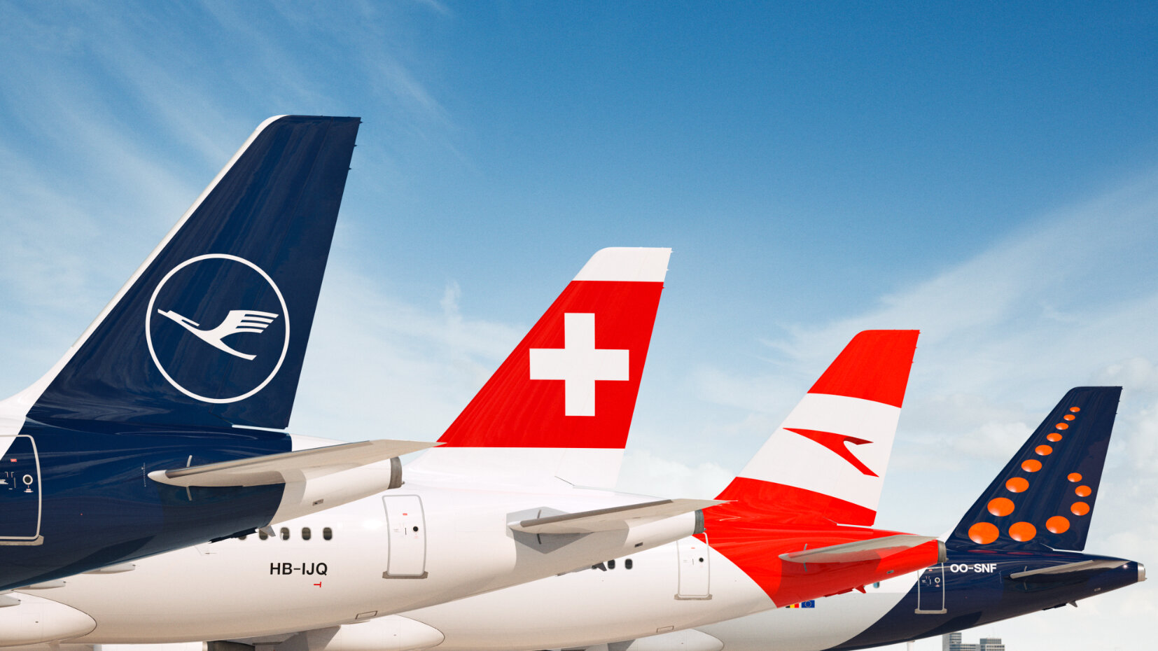 No more rebooking fees: Lufthansa Group airlines change ticket fare structure