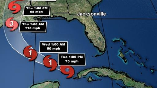 Florida Keys escape significant impact from Laura