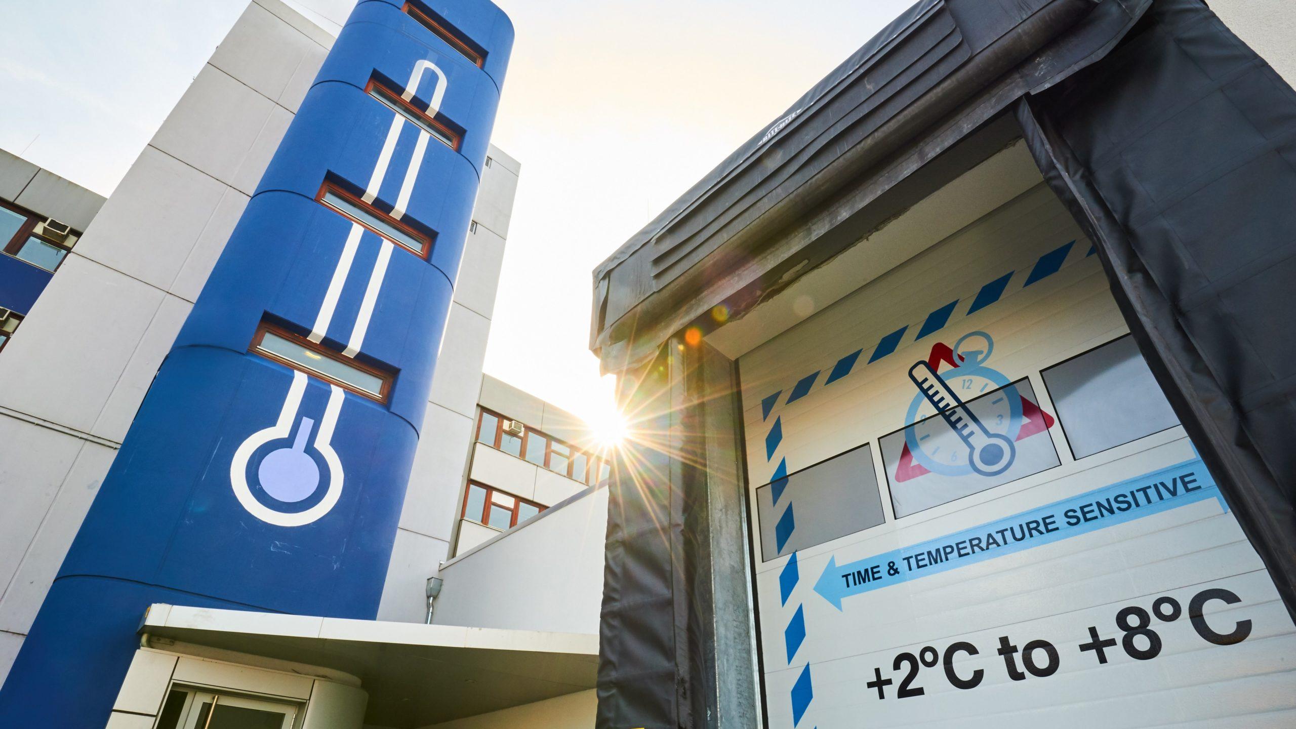 Pharma-Hub Frankfurt Airport is leading European hub for handling of temperature-sensitive goods
