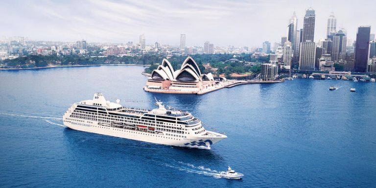 Princess Cruises announces extension of pause of operations in Australia