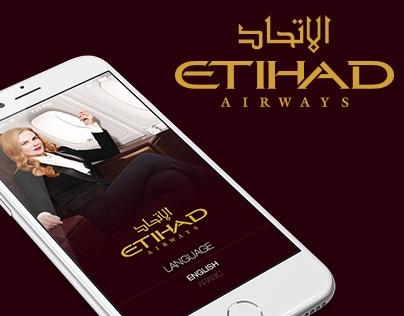 Etihad Airways enhances its mobile app