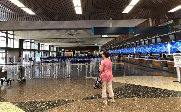 Hawaii visitor arrivals plummet 97.7% in July