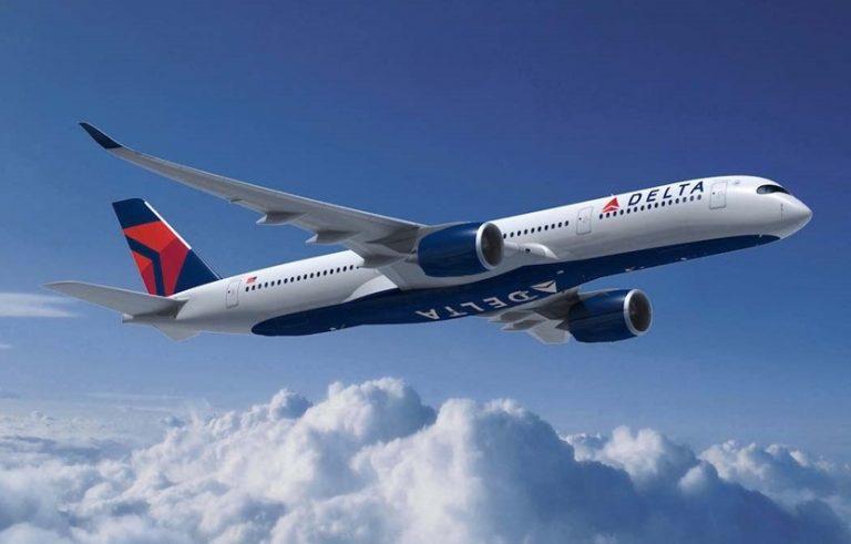 Delta Air Lines brings back more trans-Atlantic and trans-Pacific flights