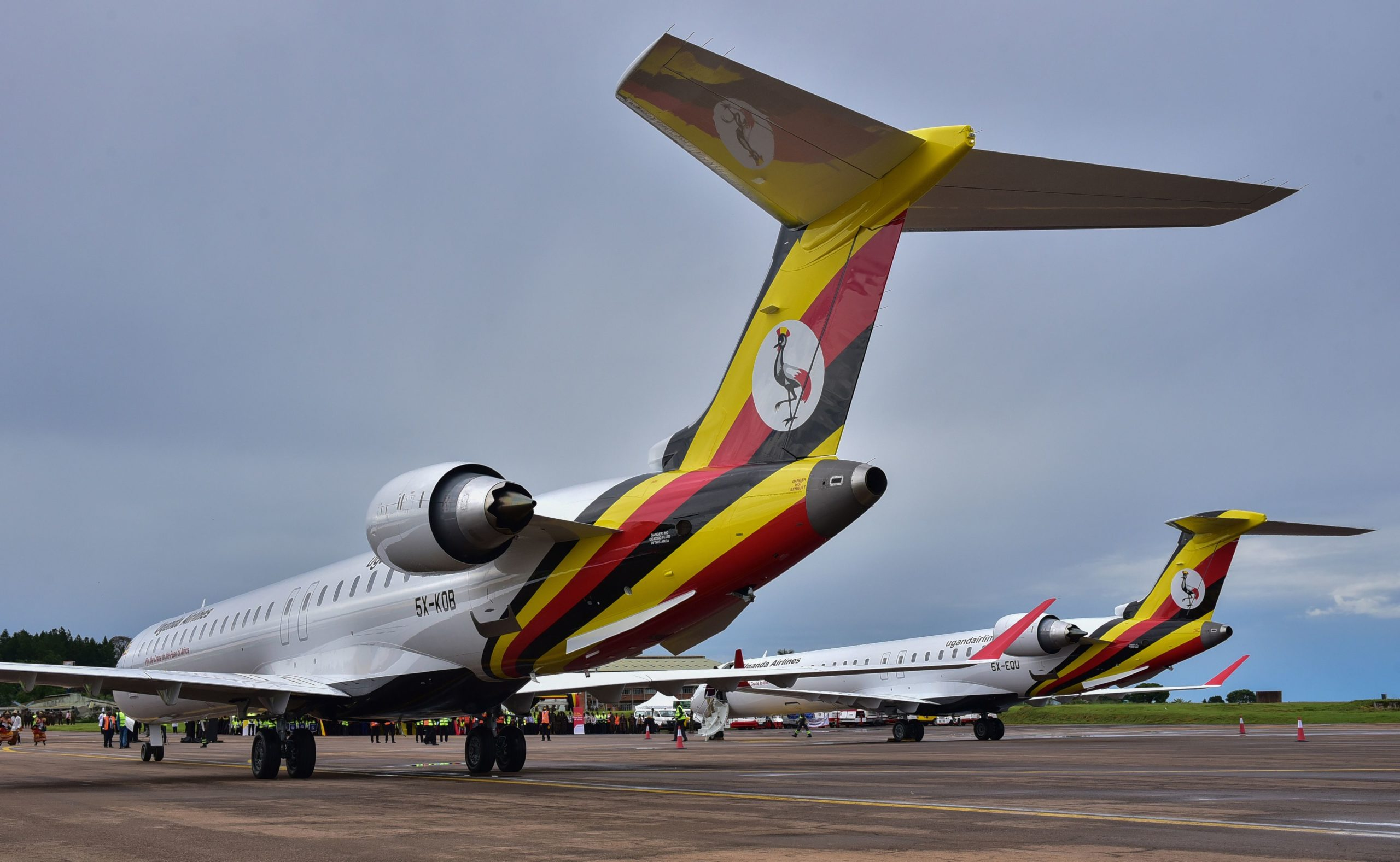 Uganda Airlines celebrates first year of operations after re-launch