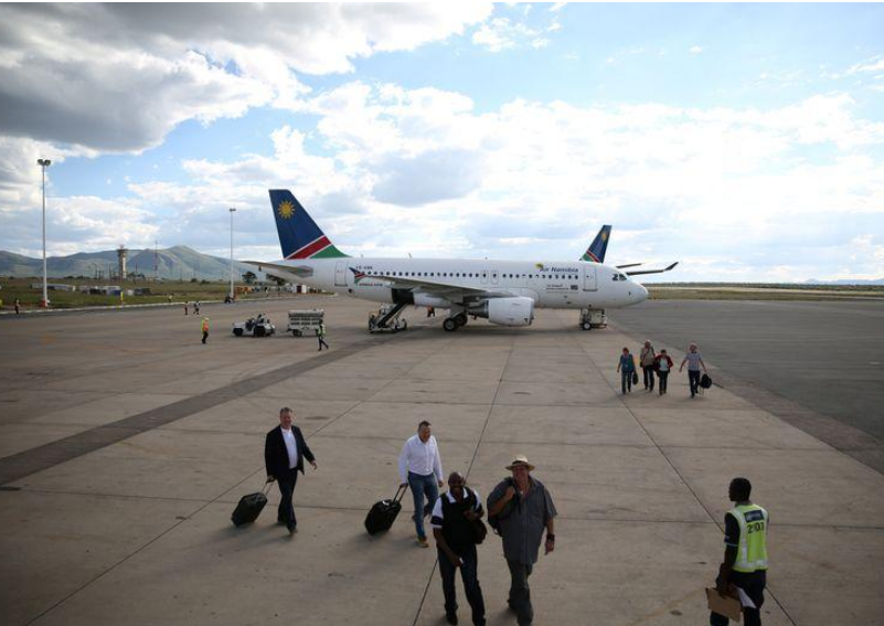 Namibia re-opens to international tourists