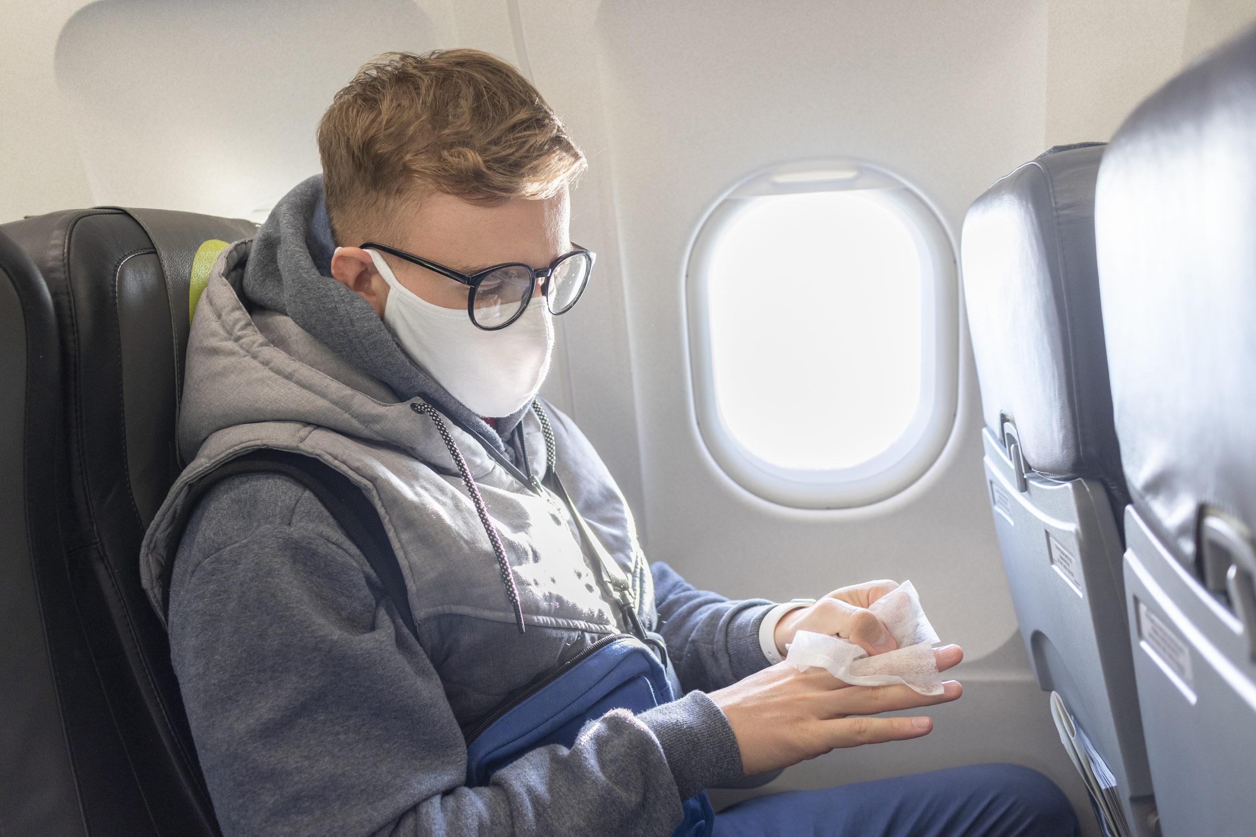Alaska Airlines: No mask? No travel. No exceptions!