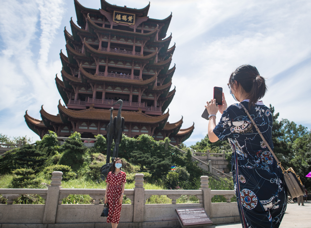 Hubei visitor attractions are now free for domestic tourists