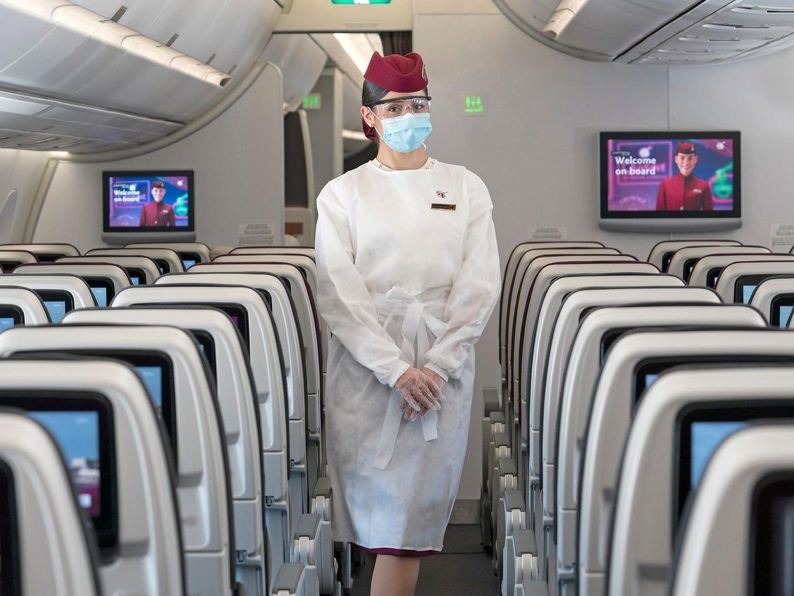 Qatar Airways: No COVID-19 test? No flying!