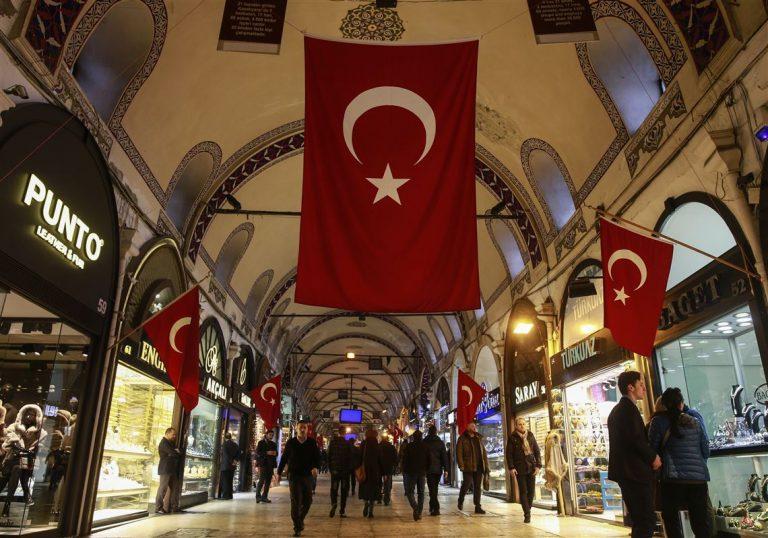 Turkey's tourism is going through hard times