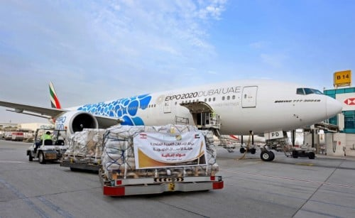 Emirates is taking a stand with Lebanon: Cargo Airbridge initiated