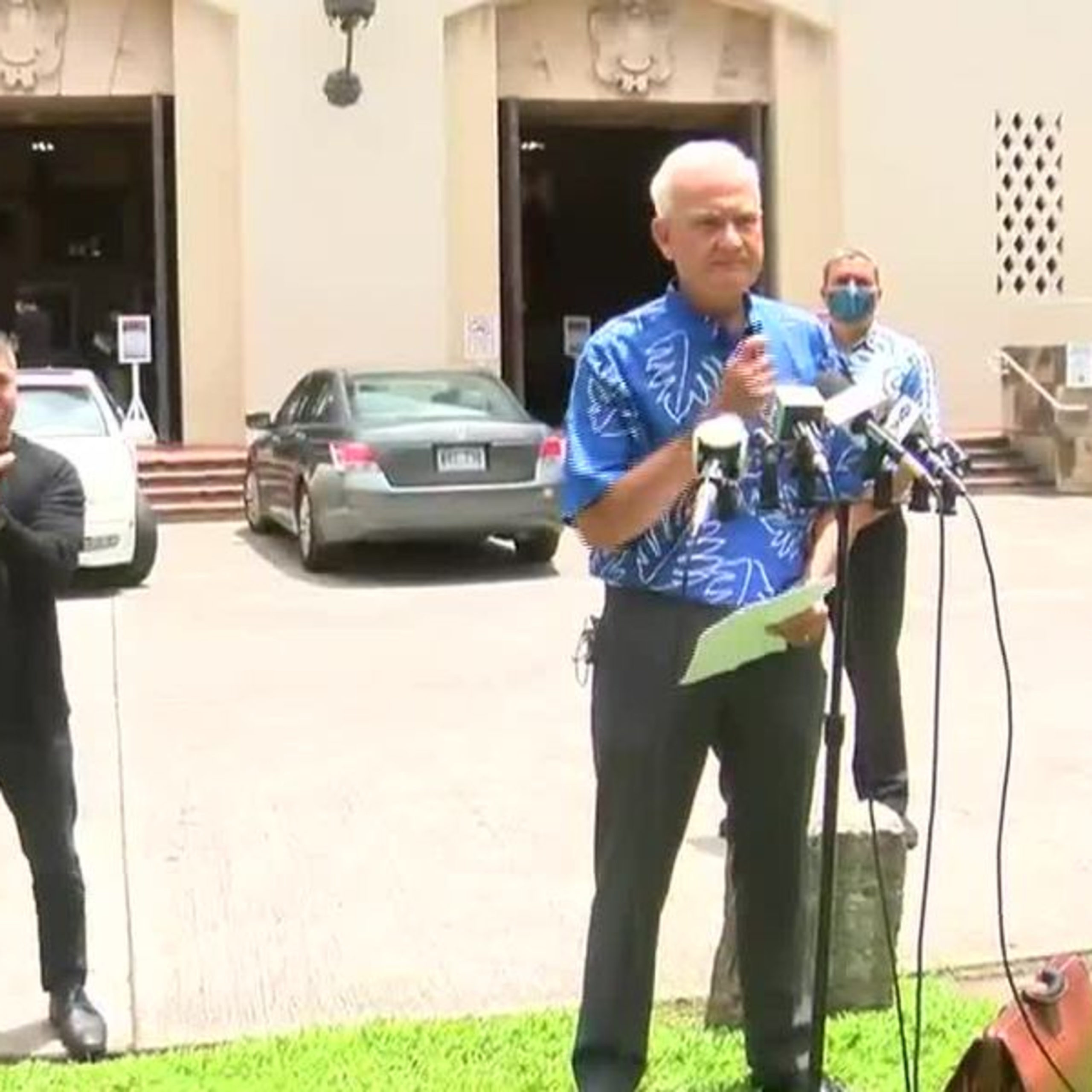 COVID-19: Honolulu may become another New York City warns mayor Caldwell