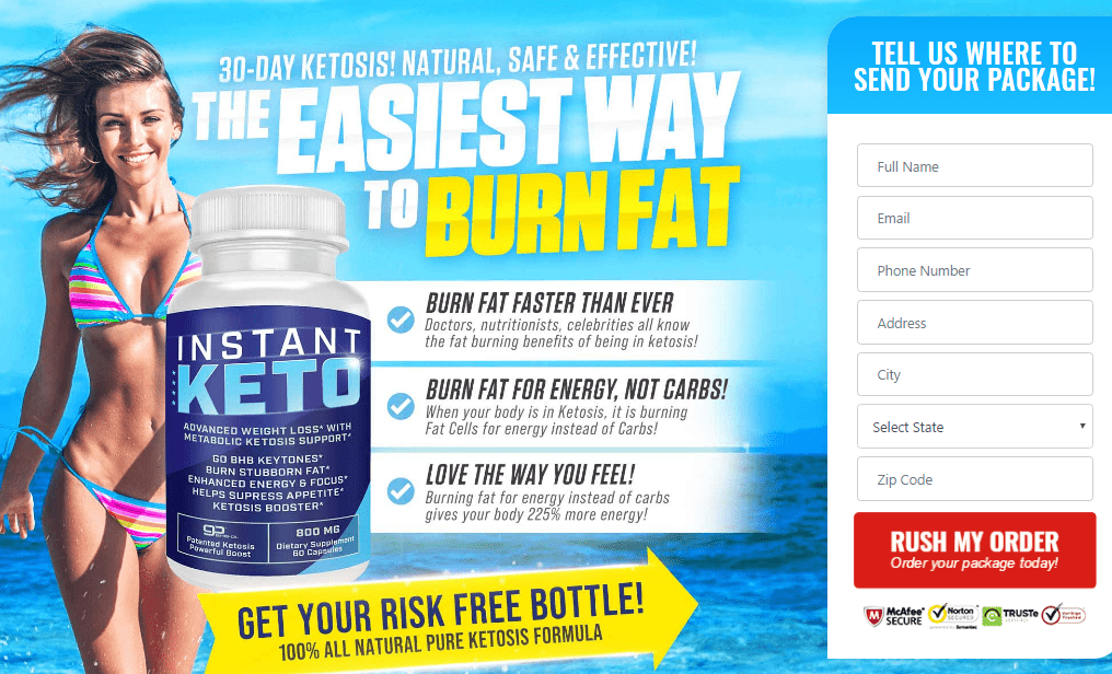 Instant Keto Review – Read About Carrie Underwood Weight Loss Diet – Exogenous, Keto Pills, Keto Diet Pills
