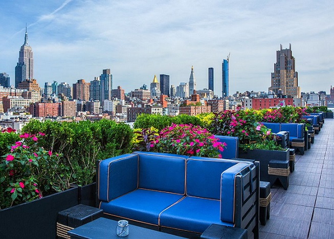 The Dream Returns to New York City