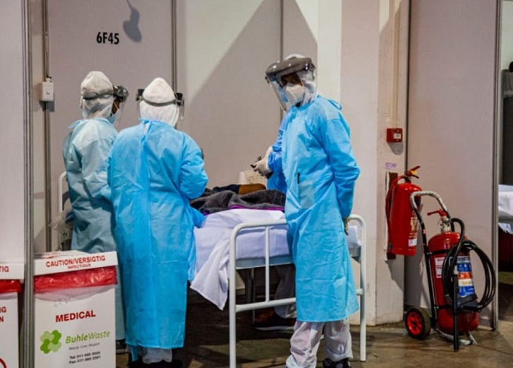 South Africa Quarantine Facilities Have No Medical Staff