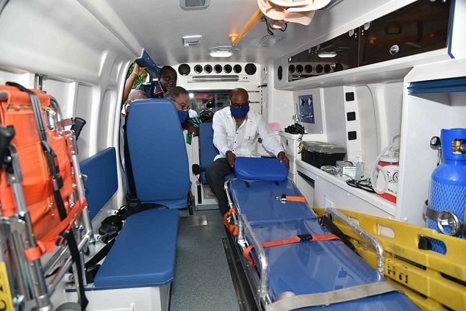 Jamaica Health Security Gets Boost