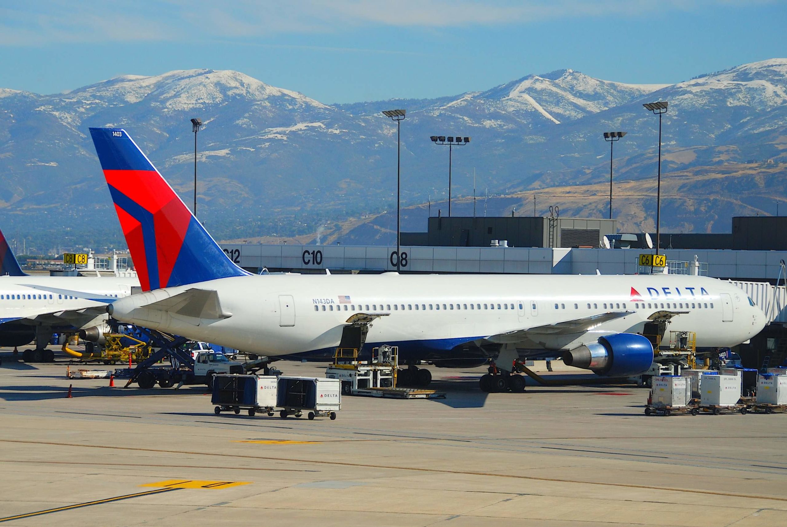 Delta launches service at new Salt Lake City airport