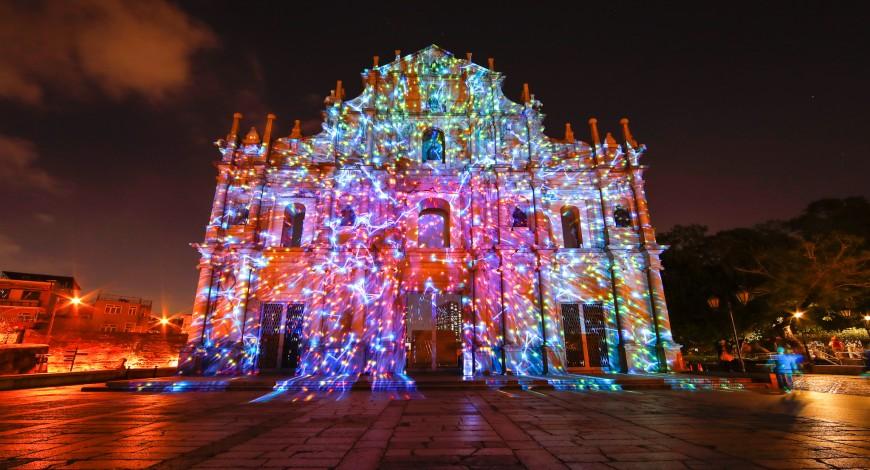 Macao Light Festival 2020 to go on despite COVID-19 pandemic