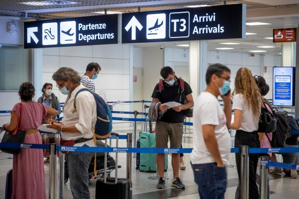 Rome's Fiumicino first airport in the world to earn 'COVID-19 5-Star Rating'