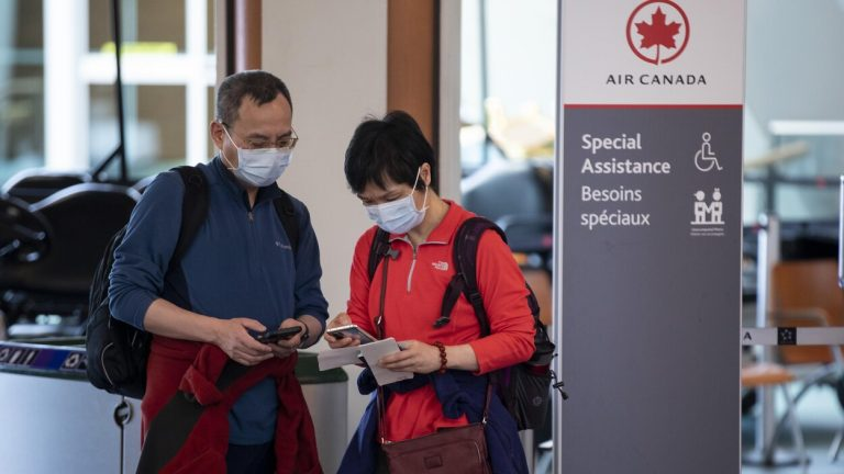 Air Canada offers free COVID-19 insurance to international travelers