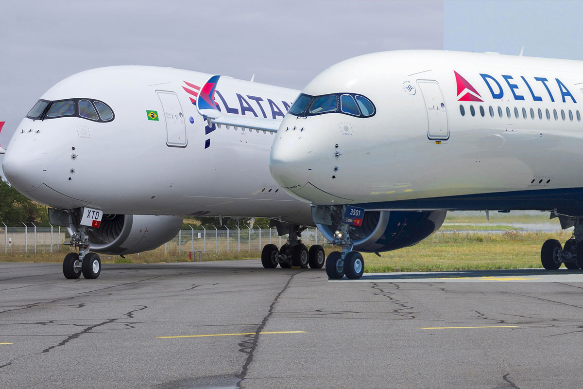 Brazil approves Delta and LATAM Joint Venture Agreement
