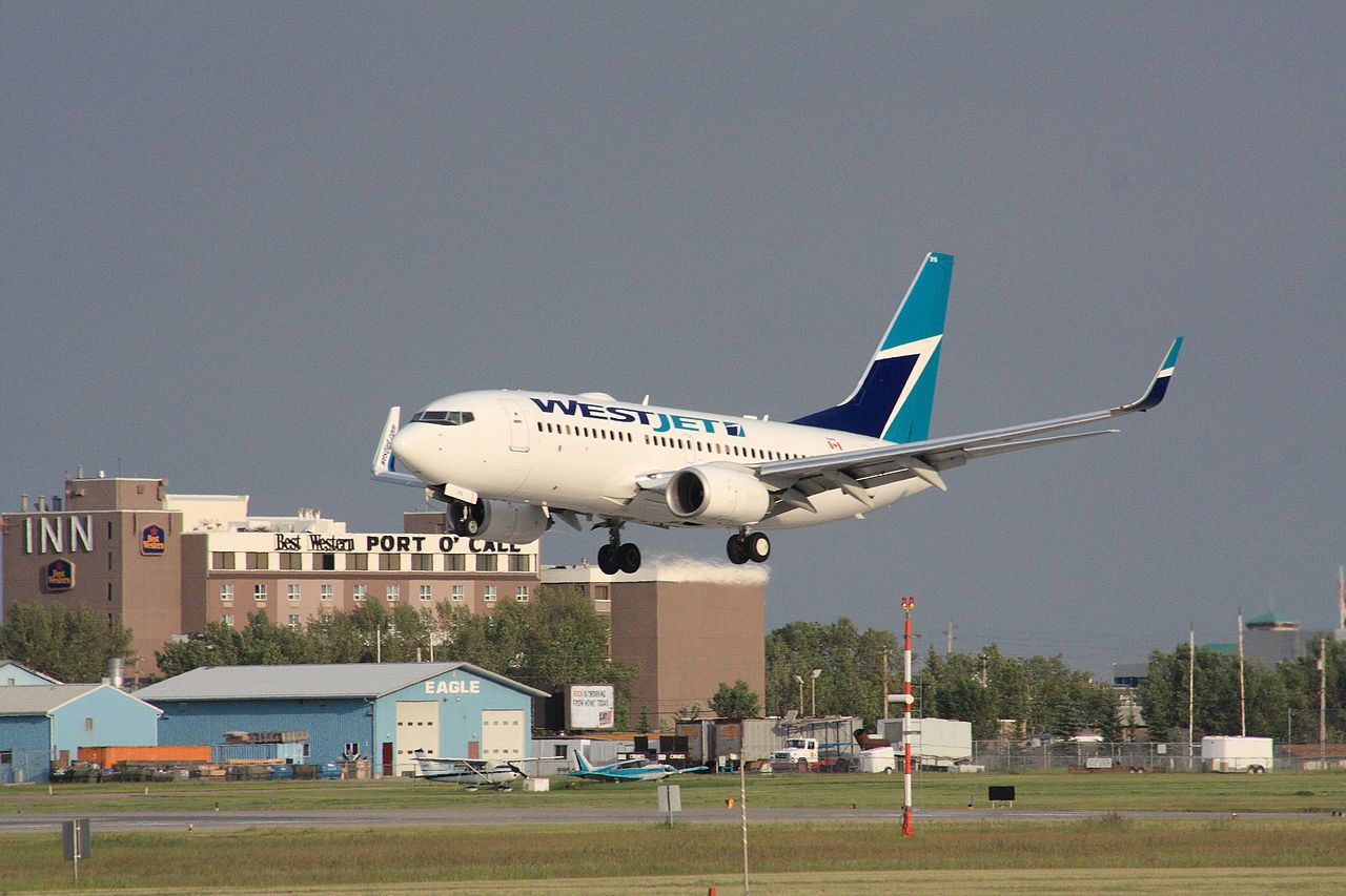WestJet: Third-party charges undermining Canada's economic recovery