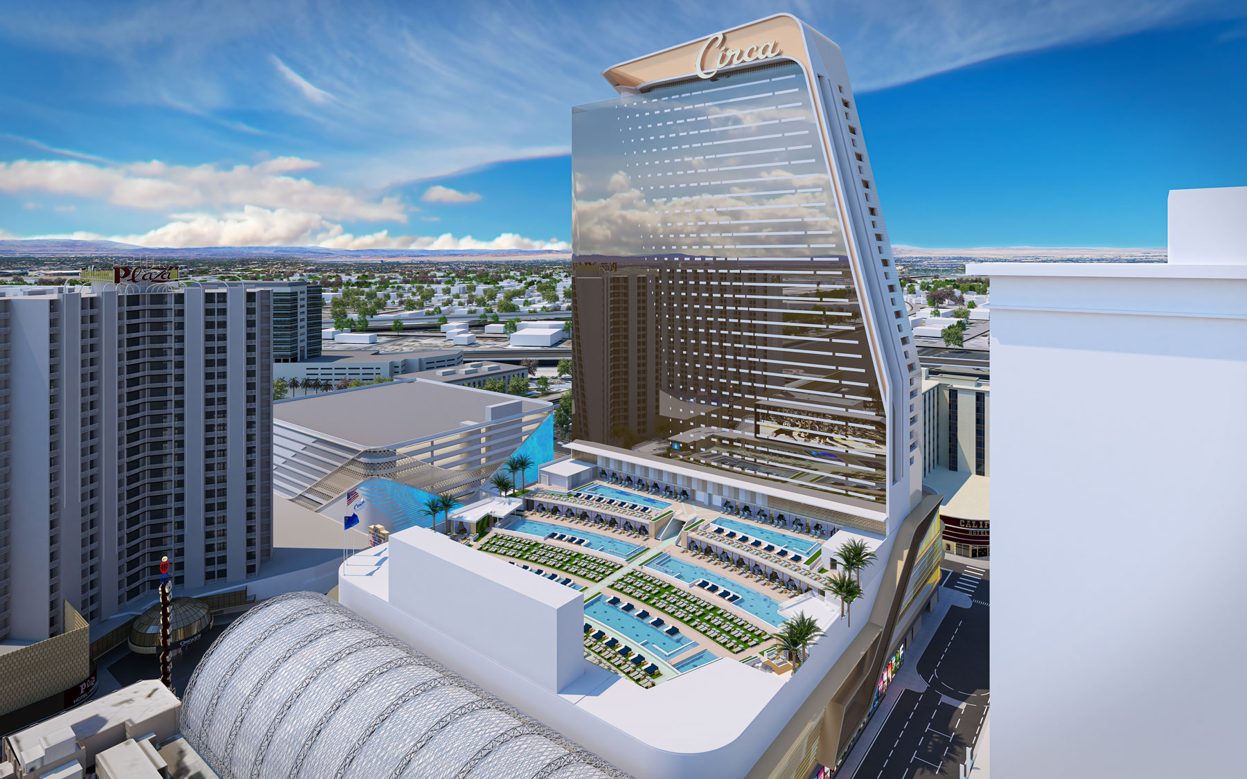 First adults-only casino resort opens in Las Vegas in October