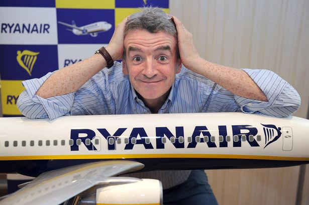 Unions condemn Ryanair CEO's bonus pay in the time of mass layoffs