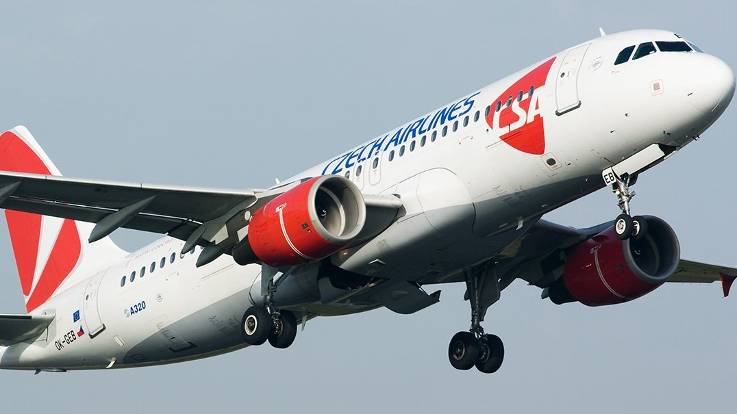 Czech Airlines resumes flights to Moscow, Russia